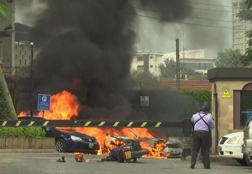 Somalia's Al-Shabaab claims responsibility for Nairobi attack