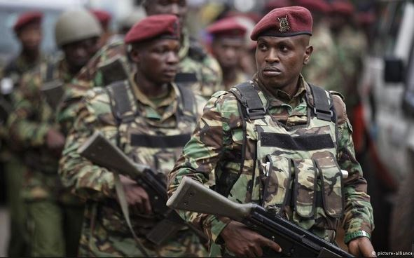 Kenya declares all 'terrorists' killed in hotel attack