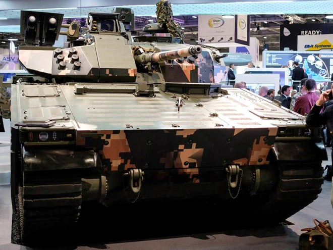 British government invites Saudi Arabia to world's largest arms fair despite…