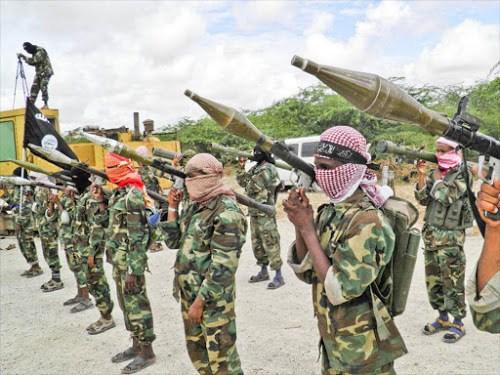 Three al Shabaab fighters killed in Kenya after attack on police