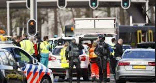 Several wounded in shooting in Dutch city of Utrecht