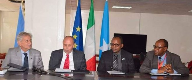 Italy invests in Somalia infra fund