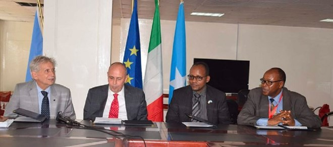 Italy courts Somalia with additional €1 million