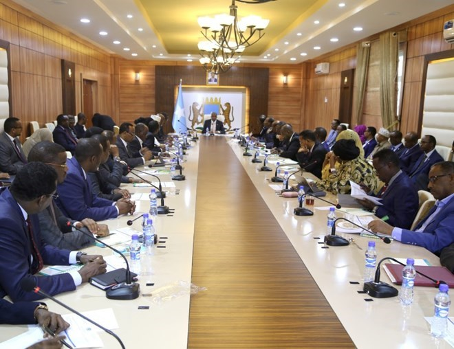 Somali cabinet approves National Reconciliation Plan