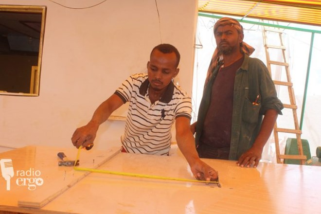 Youth employment programme changing lives for IDPs in Hargeisa