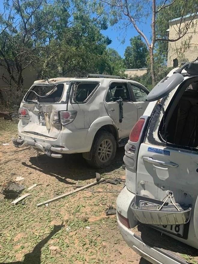 5 killed in Somalia suicide bombing