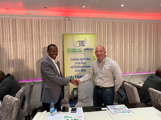 Tawakal Express and PiP iT Global form partnership to utilise growing East African Market