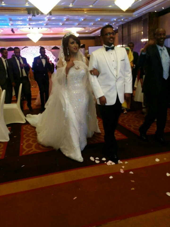 Breaking Barricades: A Wedding Restores My Hope in Somali
