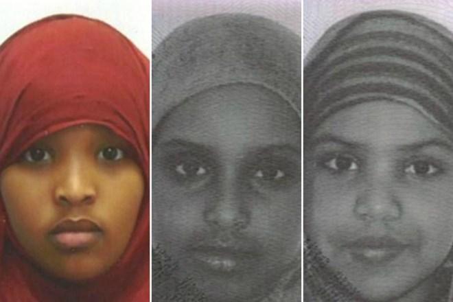 Missing: Fardowsa Hassan, Abir Salah and her sister Ahlam Metropolitan Police