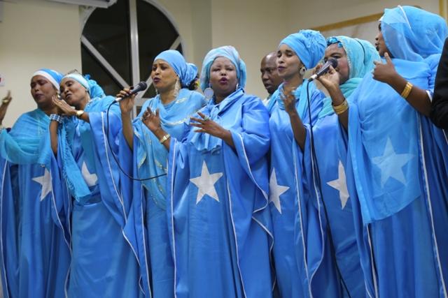 Somali Dhuuqmo Sawiro: Somalia Marks 55th Anniversary Of Independence