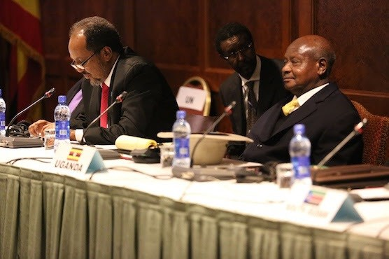 IGAD leaders Back Machar's Reinstatement As First Vice President