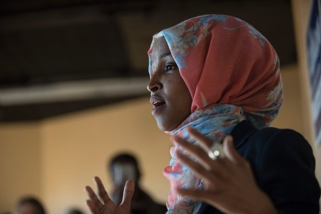 Ilhan Omar told the Minnesota Star Tribune that she will continue to focus on the rest of her meetings this week despite the verbal attack she experienced.