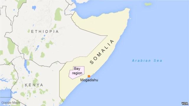 Bay region, Somalia