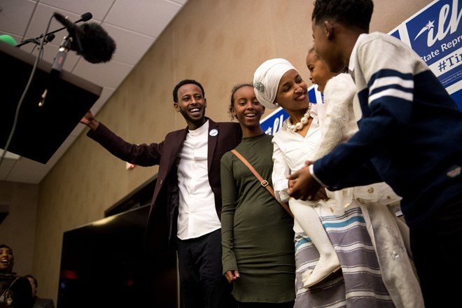 ilhan omar will be nation u0026 39 s first somali