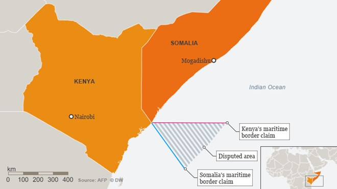 Kenya Or Somalia Who Owns The Sea And What Lies Beneath
