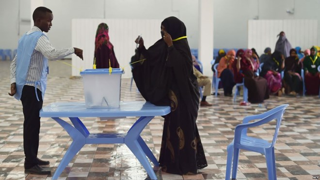 The United States congratulates the people of Somalia on the successful conclusion of their national electoral process and the election of Mohamed Abdullahi Mohamed as the next President of the Federal Government of Somalia.