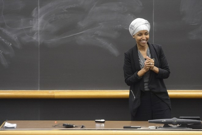 amid challenges  rep  ilhan omar finds success as first