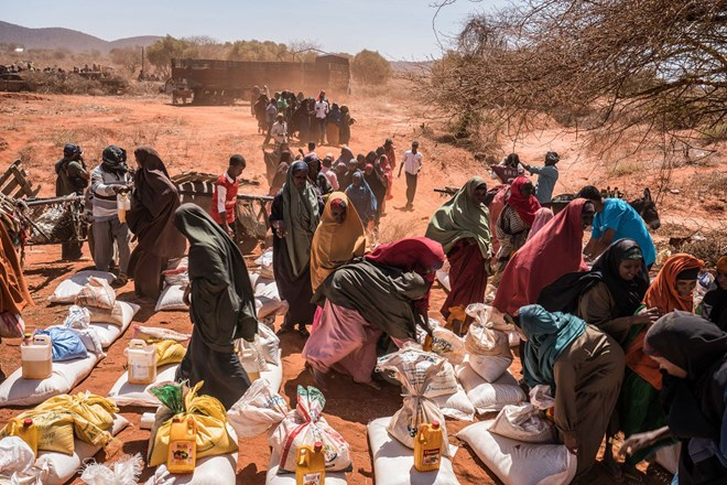 Global action keeping famine at bay but failing to prevent suffering, UN chief warns