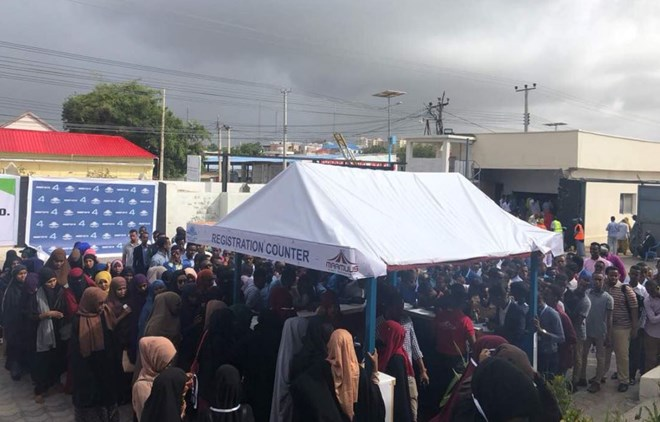 Mogadishu hosts its 4th annual book fair