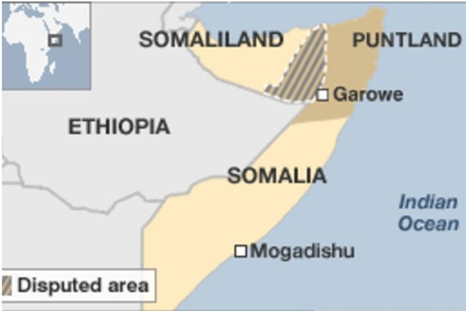 Are Somaliland, Puntland ready for war over land?
