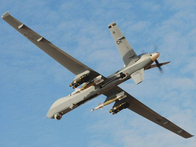 Unidentified airstrikes target al-Shabab militants in southern Somalia
