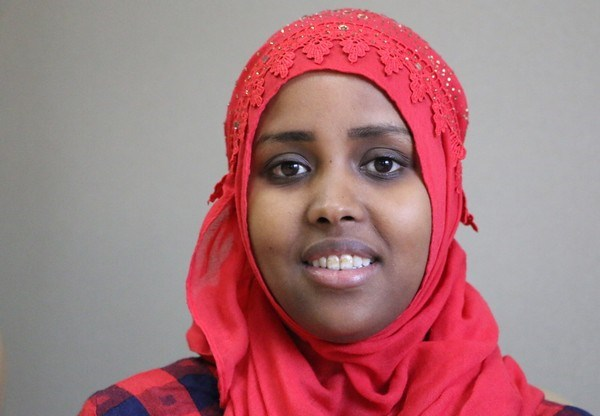 Somali refugee shares Syracuse resettlement story: 'Here, I help myself' (video)