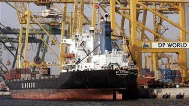 DP World's sale would provide Ethiopia with a 19 percent stake in Somaliland's Port of Berbera. (AP)