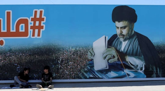 Coalition led by anti-U.S. cleric wins Iraq election