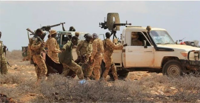 Breaking:Fighting between Puntland and Somaliland forces reignites in Tukaraq town