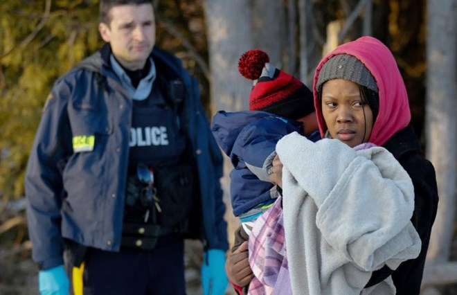 Canada set to get most refugee claims in nearly three decades