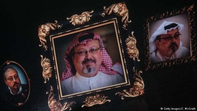 EU demands Saudi 'clarity' on Khashoggi, Trump wavers over top suspect