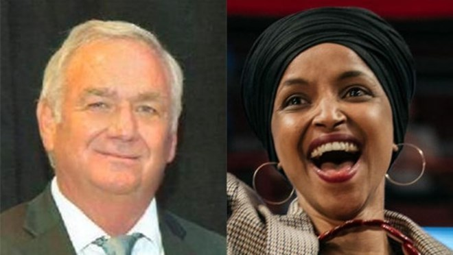 Florida candidate in hot water with GOP leadership after suggesting Ilhan Omar should be hanged