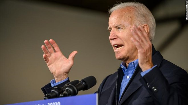 Biden campaign calls Trump 'a president the world is laughing at' in new video
