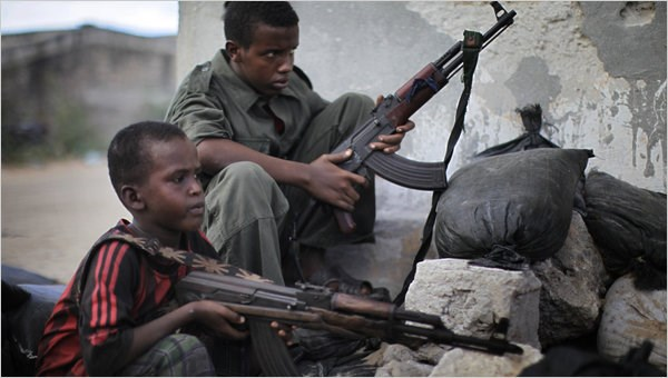 AMISOM mulls measures to prevent recruitment of child soldiers in Somalia