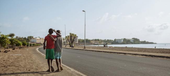 Migration surge leaves children stranded, begging on Djibouti's streets