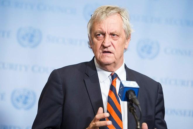 Is Nicholas Haysom a Victim of U.S. 'Dual Track' Policy on Somalia?