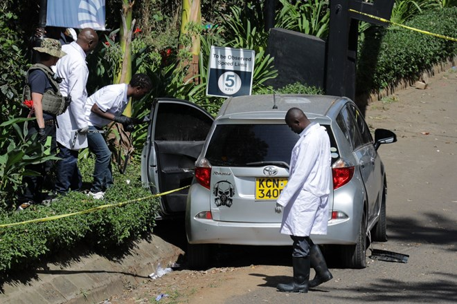 11 Arrests Reported in Deadly Nairobi Assault