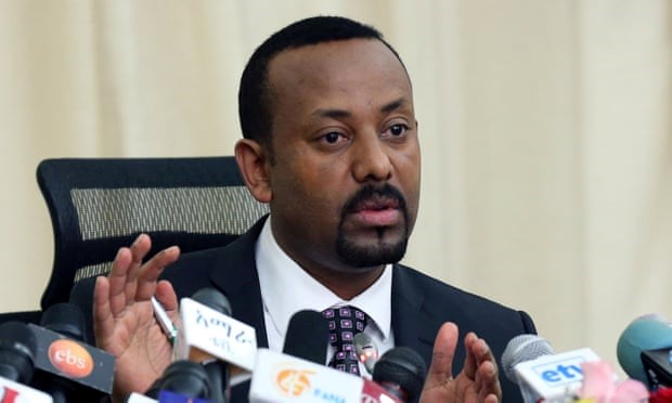 Ethiopia coup attempt leaves army chief shot, says PM
