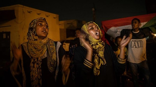 Sudan protesters accept Ethiopia plan for political transition