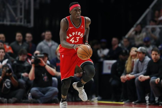 Raptors' Siakam wins NBA's Most Improved Player award