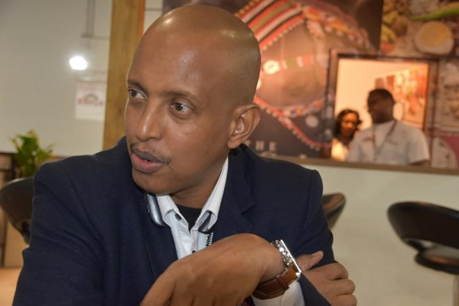 Kenya Tourism Federation (KFT) National chair Mohamed Hersi