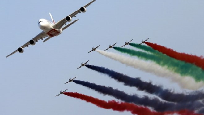 Dubai Airshow opens with paltry sales — only two jets sold amid tough market conditions