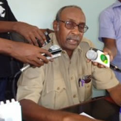 Deputy police commissioner assasinated in Garowe