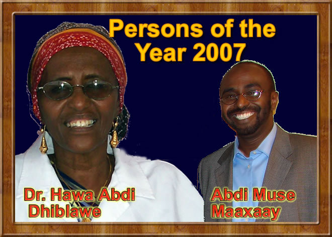 HOL Person of the Year 2007