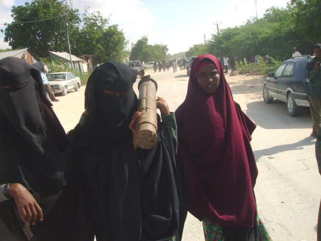 Battle Of The Females: Shabab V TFG