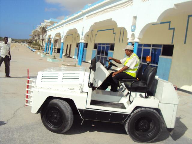Mogadisho Adan Cade International Airport Alive Pics ...